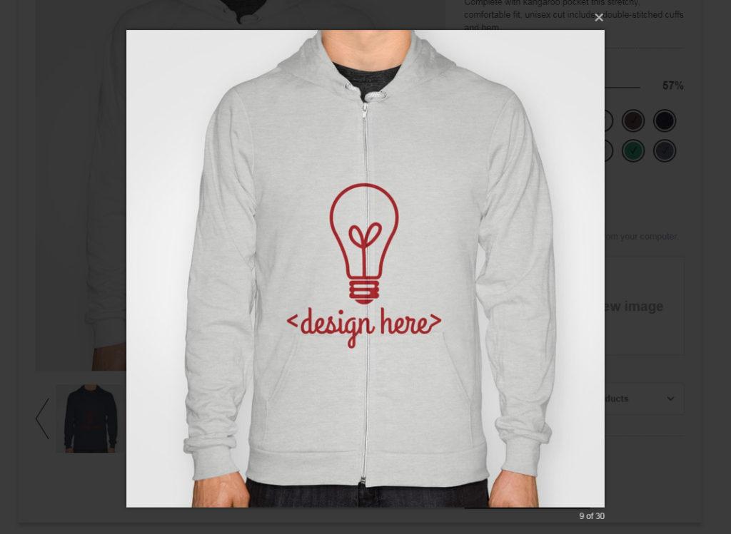 society6 hoodie